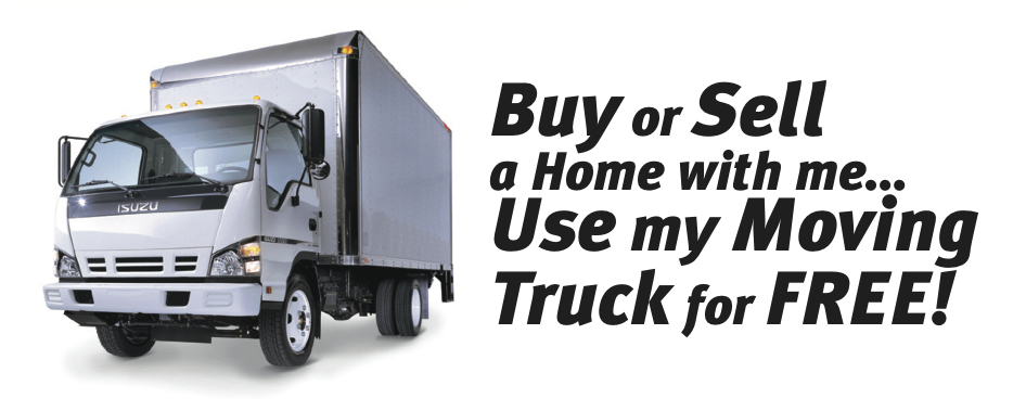 Ask Andrew Real Estate Free Moving Truck